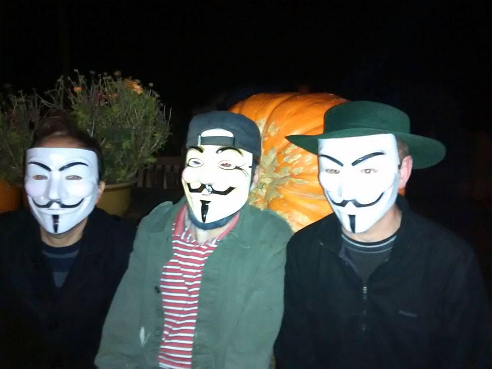 Halloween Tomfoolery